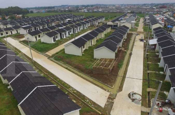 Tak ada proyek baru, Nusantara Almazia (NZIA) fokus tingkatkan penjualan properti