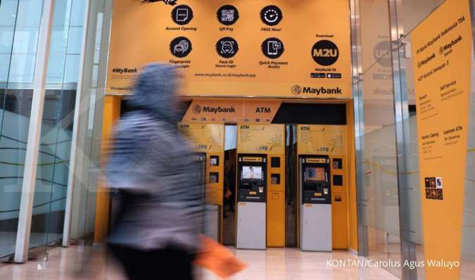 Bank Maybank (BNII) merilis negotiable certificate of deposit (NCD) Rp 880 miliar
