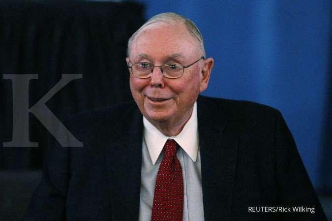Orang kepercayaan Warren Buffett sebut bitcoin mata uang bagi penculik dan pemeras