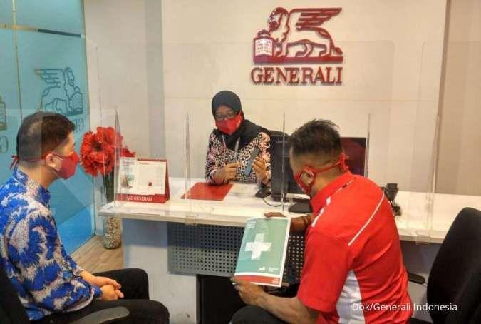 Agen asuransi jadi penyumbang terbesar pendapatan premi Generali Indonesia