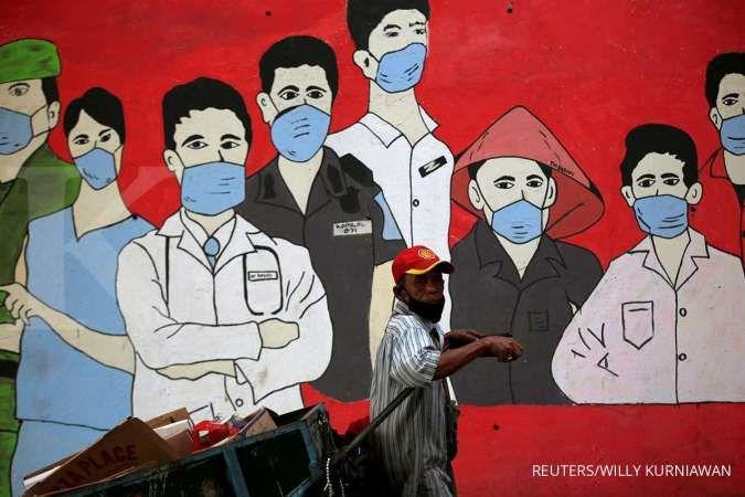 Kasus di Indonesia tembus 300.000, kenali 15 gejala virus corona mengacu WHO