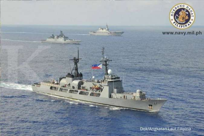 Filipina panggil duta besar China, desak kapal Tiongkok tinggalkan Whitsun Reef