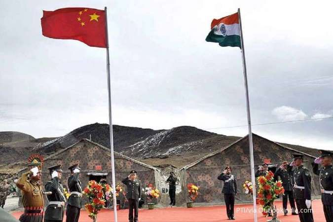 India, China trade blame for break down in border talks
