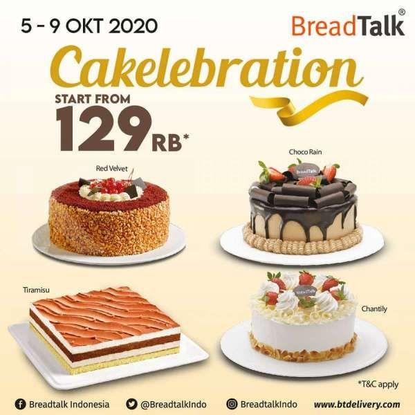 Promo BreadTalk periode 5-9 Oktober 2020