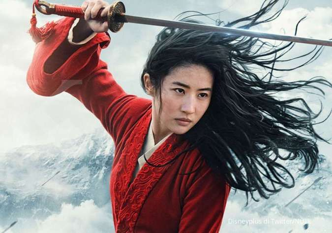 Film Mulan rilis dua poster terbaru tampilkan Phoenix, segera tayang di Disney+