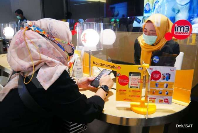 Indosat Ooredoo dan Hutchison 3 bakal merger, nilai transaksinya Rp 85,2 triliun