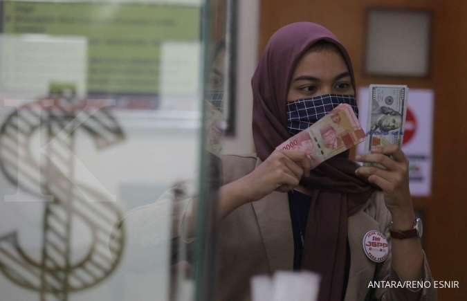 Kurs dollar rupiah di BRI, hari ini Jumat 25 September 2020