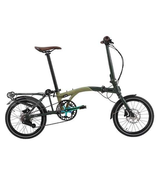 Baru diluncurkan, harga sepeda lipat United Trifold 5D cukup bersahabat dengan dompet