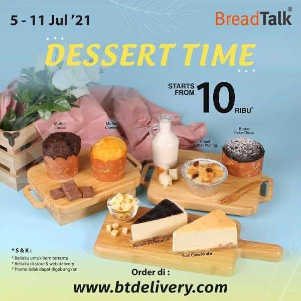 Promo BreadTalk 5-7 Juli 2021