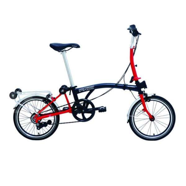 Generasi pertama, harga sepeda lipat Element Pikes 8SP tidak terlalu mahal