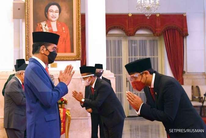 Juru bicara presiden mengaku belum tahu soal reshuffle kabinet