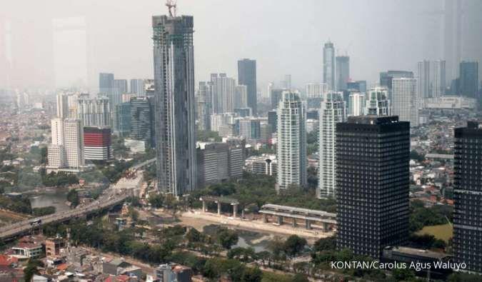 Hingga awal September, penerimaan pajak DKI Jakarta mencapai Rp 17,39 triliun