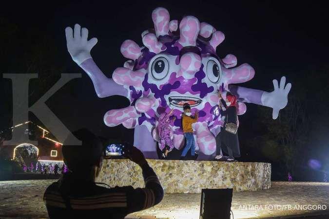 Kasus harian Indonesia tembus 12.000, waspada 7 gejala baru virus corona menurut WHO
