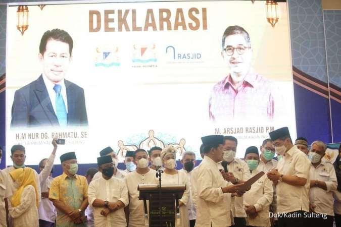 Kadin Sulawesi Tengah resmi dukung Arsjad Rasjid jadi Ketum Kadin