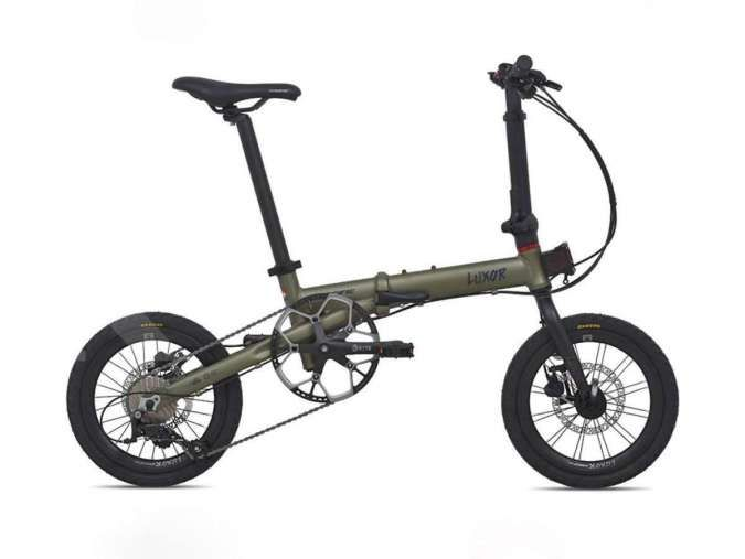 Baru dari Pacific Bike, ini harga sepeda lipat Pacific Luxor yang tampil keren