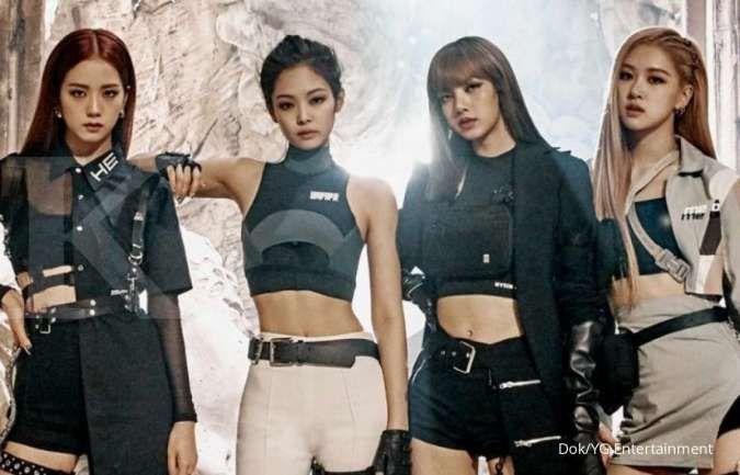 BLACKPINK semakin populer, Kill This Love jadi MV kedua yang capai 1 miliar penonton
