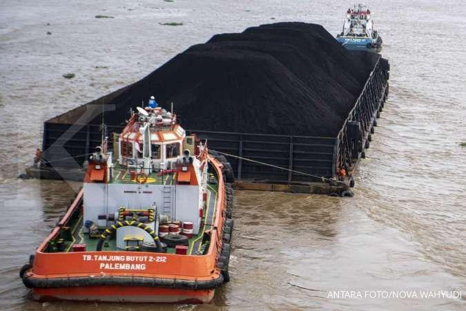 Fundamental mendukung, batubara menyentuh harga tertinggi di level US$ 124 per ton