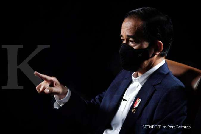 Jokowi: Indonesia dituntut untuk dapat pertahankan inflasi agar tidak terlalu rendah