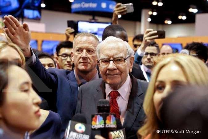 Warren Buffett: Saya akan membuat lebih banyak kesalahan di masa depan