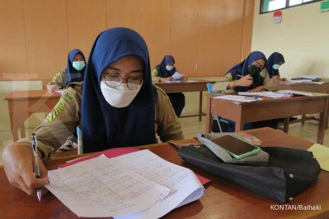 Uji coba pembelajaran tatap muka tahap 2 di DKI Jakarta dimulai hari ini