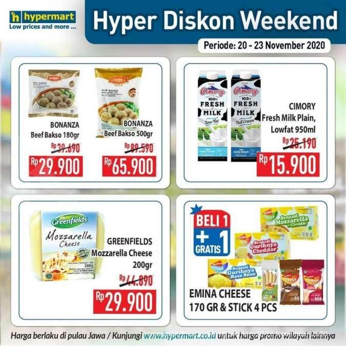 Promo JSM Hypermart 20-23 November 2020
