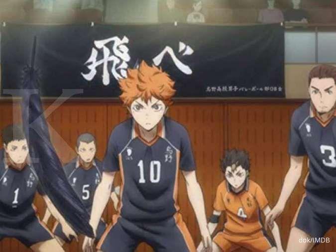 Daftar anime bertema olahraga yang menumbuhkan jiwa kompetitif saat nonton