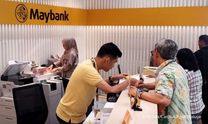 Maybank (BNII) jual 37 juta saham WOM Finance (WOMF)