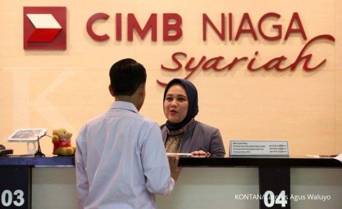 CIMB Niaga Syariah targetkan pembiayaan tumbuh 10% di tahun 2021