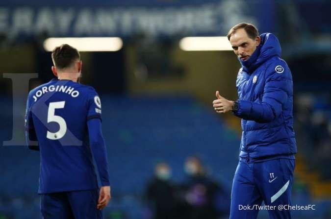 Hasil pertandingan Chelsea vs Everton di Liga Inggris