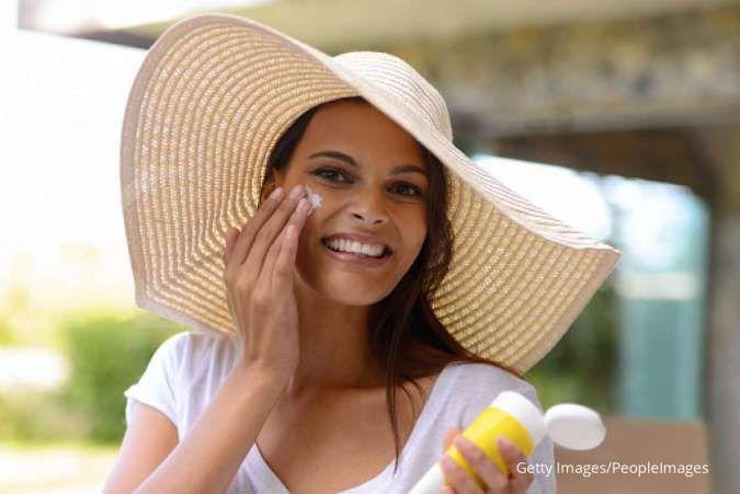 5 Kesalahan Menggunakan Sunscreen yang Kerap Terjadi