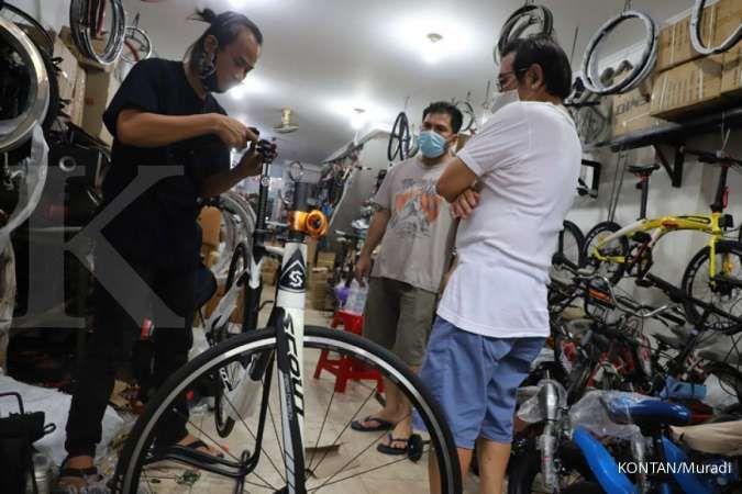 harga terbaru sepeda Polygon Path E5
