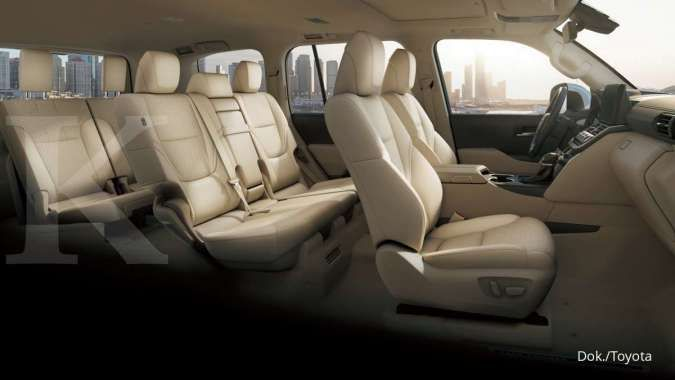 Mobil Toyota Land Cruiser 2022 resmi mengaspal