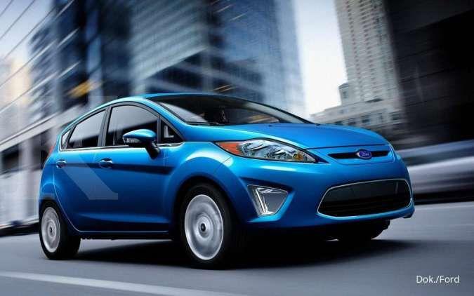 Murah banget, harga mobil bekas Ford Fiesta hanya dari Rp 60 juta per April 2021