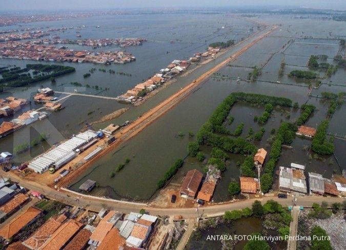 Waspada! Pesisir utara Pulau Jawa dalam posisi darurat tenggelam