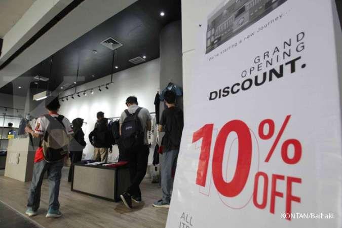 Survei BI: Tekanan harga tiga bulan ke depan meningkat, penjualan eceran menurun