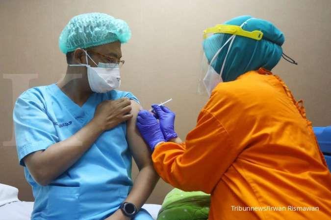 Perbanyak informasi jelang vaksinasi