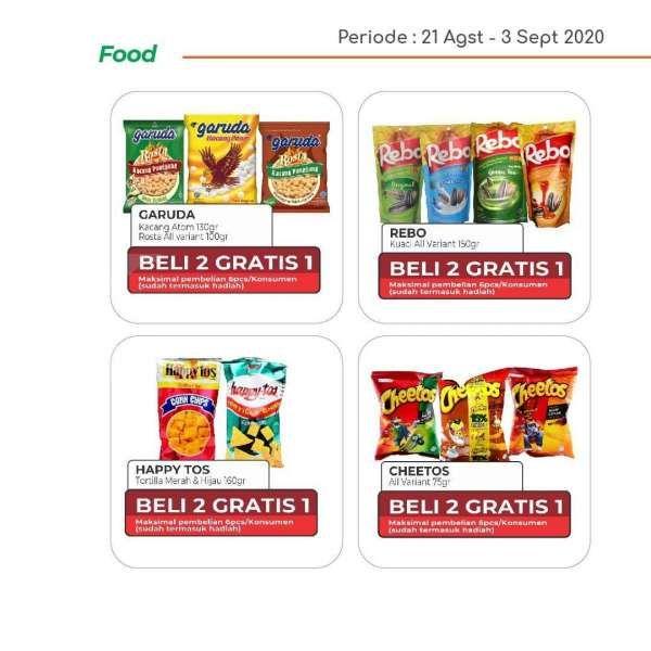 Promo Yogya Supermarket 21 Agustus � 3 September 2020