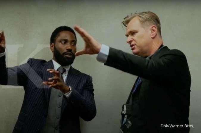 Christopher Nolan sutradara film Tenet