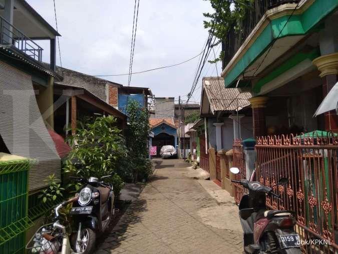 Lelang rumah di Perum Perumnas Kota Tangerang, harga mulai Rp 245,7 juta
