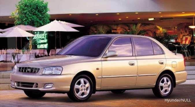 Harga mobil bekas Hyundai Accent