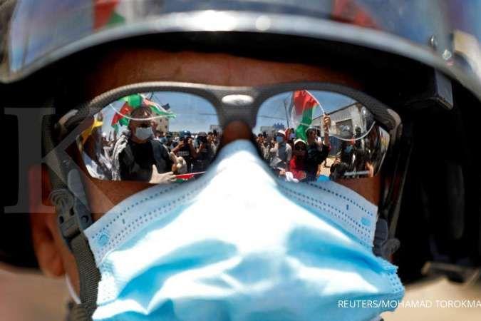 Hasil penelitian, penggunaan kacamata perkecil risiko penularan virus corona