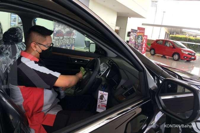 Pajak PPnBM 0 persen, Honda turunkan harga mobil baru hingga Rp 21 juta