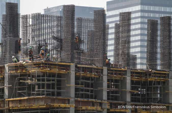 Sebanyak 2.700 badan usaha jasa konsultan konstruksi gulung tikar gara-gara Covid-19