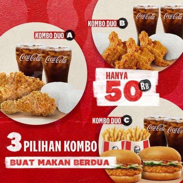 Promo KFC terbaru di September 2021