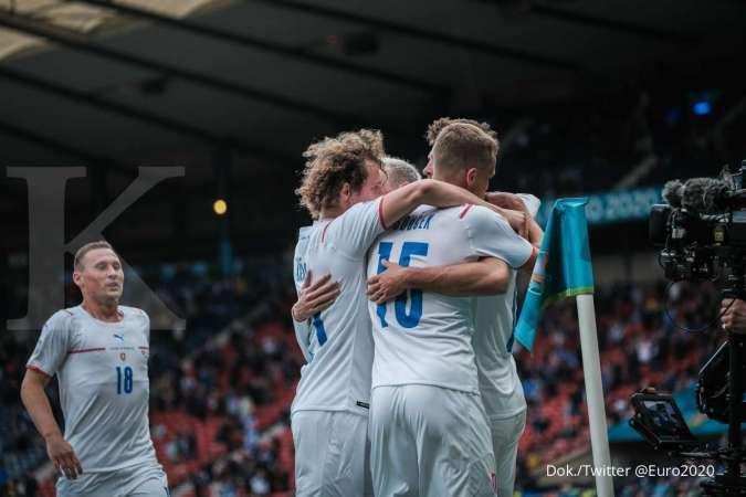 Jadwal Euro 2020 Kroasia vs Ceko: Skuad Vatreni lebih superior dari Lokomotiva