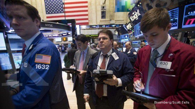 Bursa AS ikut sumringah seiring rekor saham China