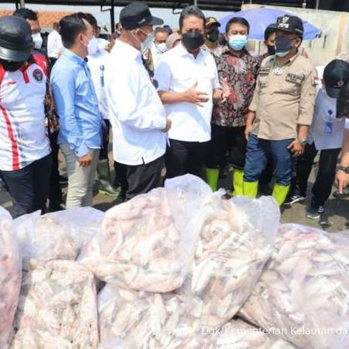 Menteri Trenggono Terapkan Kebijakan Penangkapan Terukur untuk Tingkatkan Devisa