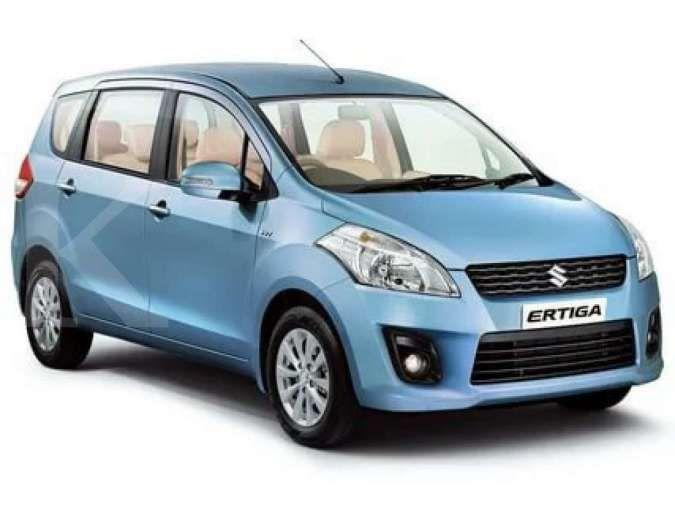 Harga mobil bekas Suzuki Ertiga