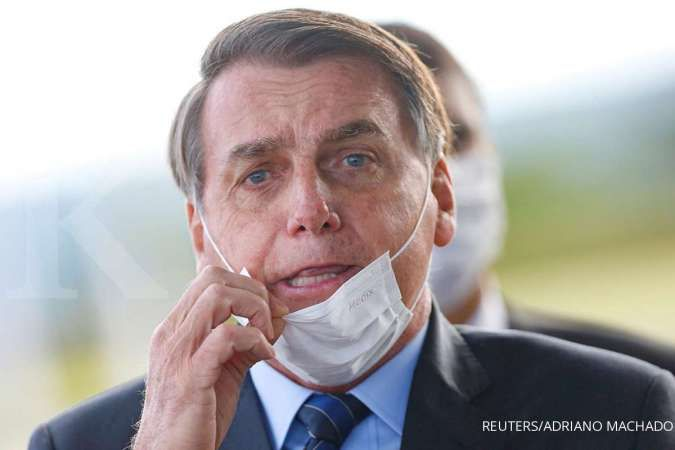 Kerap remehkan virus corona, kini Presiden Brasil dinyatakan positif Covid-19