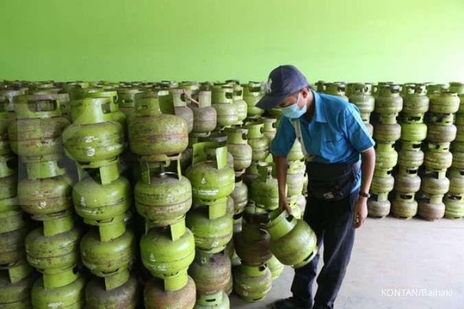 Pertamina jemput bola tukar tabung LPG untuk ASN di Pangkep
